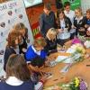 В Красноярске именитые спортсмены организовали детям Олимпийский урок