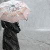 Прогноз погоды на предстоящую неделю: дожди, местами снег