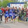 В Красноярске определились победители чемпионата России по дуатлону