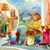 Сегодня страна празднует День воспитателя и дошкольного работника