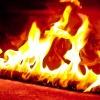 В торговом комплексе Абакана произошёл пожар