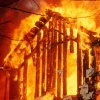 В Хакасии на базе отдыха сгорел человек
