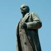 В Красноярске задержали вандалов, пытавшихся изрисовать памятник В.И.Ленину