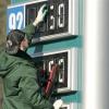 В Красноярске в очередной раз выросла цена на бензин