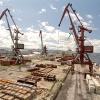 В Красноярске осуждены работники речного порта за хищение портовых кранов