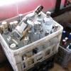 В Шарыпово полицейские закрыли цех нелегального производства алкоголя