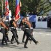 Губернатор края Виктор Толоконский посетил Красноярский кадетский корпус