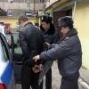 В Черногорске камера наблюдения зафиксировала вора