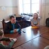 В Назаровском уголовном розыске провели урок для школьников об особенностях службы