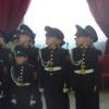 Ачинский кадетский корпус проверил зам. председателя Горсовета депутатов