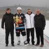 «Ветераны Красноярска» завоевали Кубок мира по хоккею с мячом