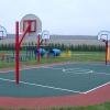 В ЖД районе Красноярска открывается новая спортивная площадка