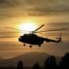 """Хакасские спасатели приостановили поиски тувинского вертолёта """"МИ-8"""" до весны"""