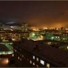 Норильск накрывает полярная ночь