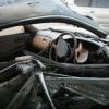 ДТП в Хакасии: 6 автомобилей столкнулись на Коммунальном мосту