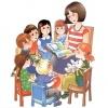 В Хакасии развивают новый формат семейного чтения
