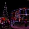 Светящийся арт-вагон переедет на Привокзальную площадь Красноярска