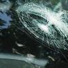 В Саяногорске злоумышленник разбил автомобиль из-за цвета