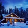 Новогодняя ночь будет тёплой