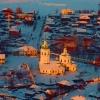 В Енисейске построят храм  Крестителя Руси