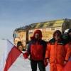 В Красноярске побывали участники Арктической экспедиции