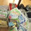 Ужурцы собрали гуманитарную помощь для жителей Луганска