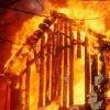 В Аскизском районе при пожаре погиб мужчина