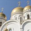 Ураган повредил купол красноярского храма