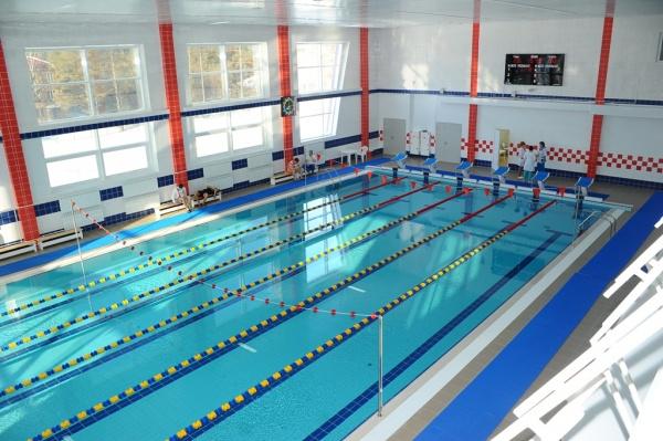 спорткомплексы с бассейном в уссурийске виду