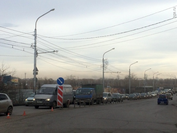 В Красноярске регулируют