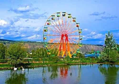 роев ручей красноярск фото