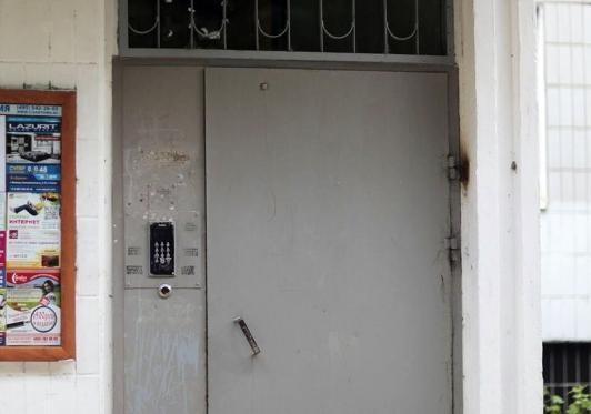 железные двери в подъездах электросталь