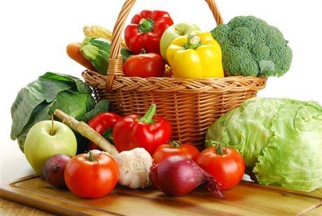 Жители края больше стали потреблять овощей и меньше мяса