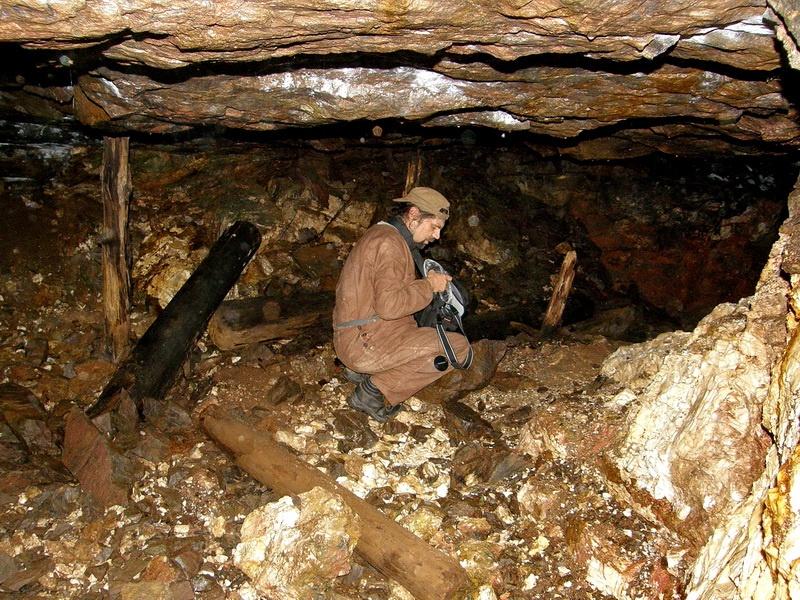 В Красноярском крае завалило 150 горняков