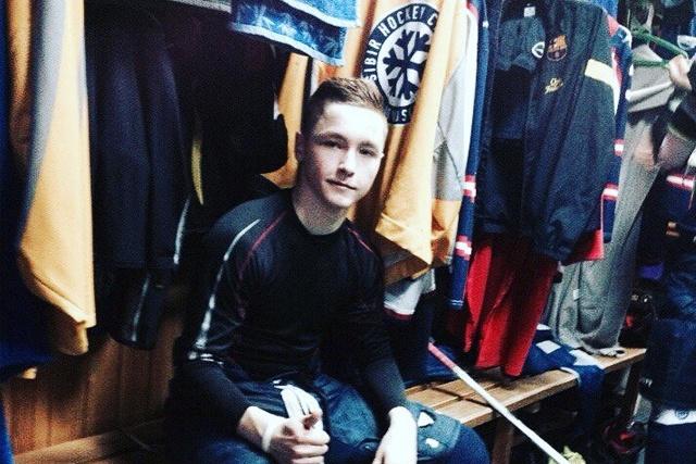 Вреке под Красноярском отыскали тело хоккеиста новосибирской команды «Сибирь»