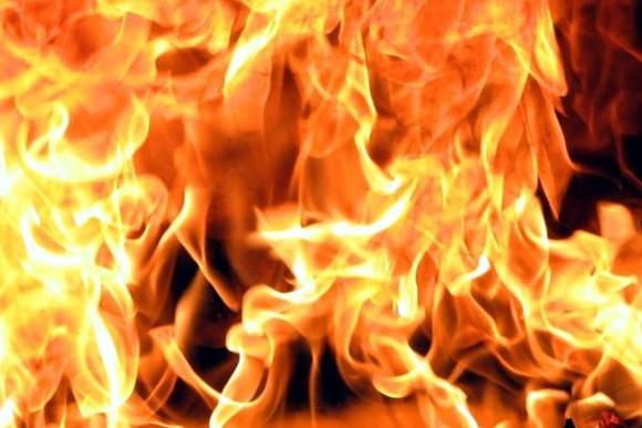 Мужчина иженщина живьем сгорели взаброшенном сарае вКрасноярске