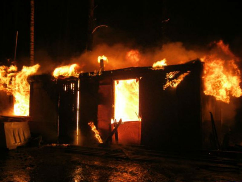 ВКрасноярском крае «спалившего» 21 дом наказали обязательными работами