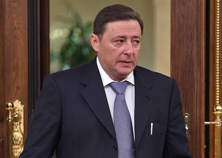 Экс-губернатор Александр Хлопонин прибыл врегион срабочим визитом