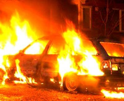 Направом берегу Красноярска схвачен поджигатель авто