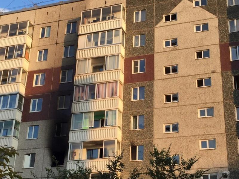 в северном загорелась квартира красноярск новости #3