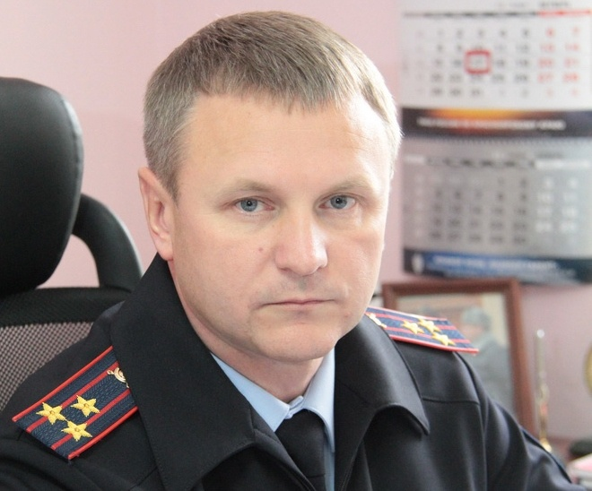 Глава ГИБДД Красноярского края Валерий Кускашев всё-таки оставляет собственный пост