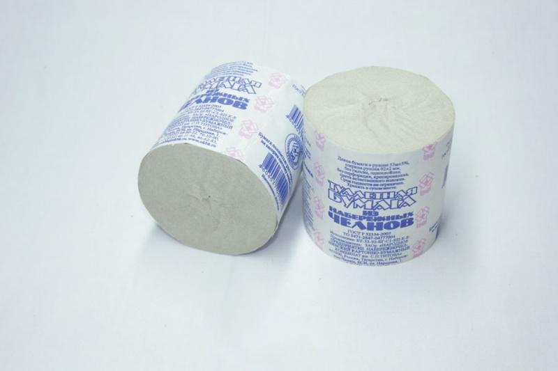 ВНазарово закрыли цех попроизводству контрафактной туалетной бумаги