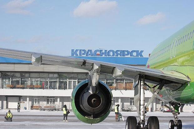Настроительстве аэропорта Емельяново насмерть разбился рабочий