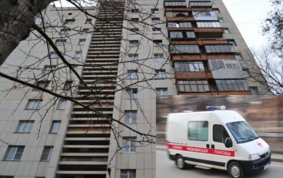 ВХакасии выбросилась, либо выброшена с7-го этажа изнасилованная молодая женщина