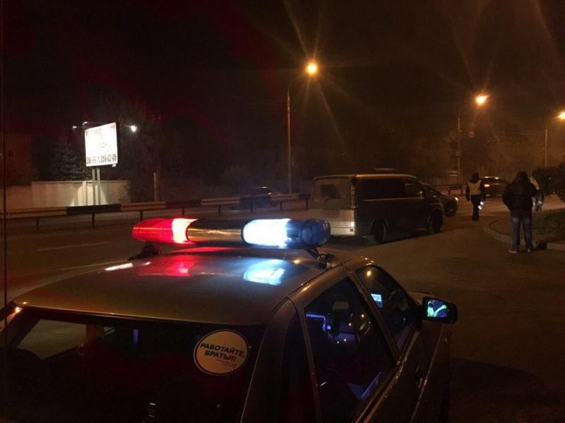 ВКрасноярске навыходных задержали неменее  60 нетрезвых  водителей