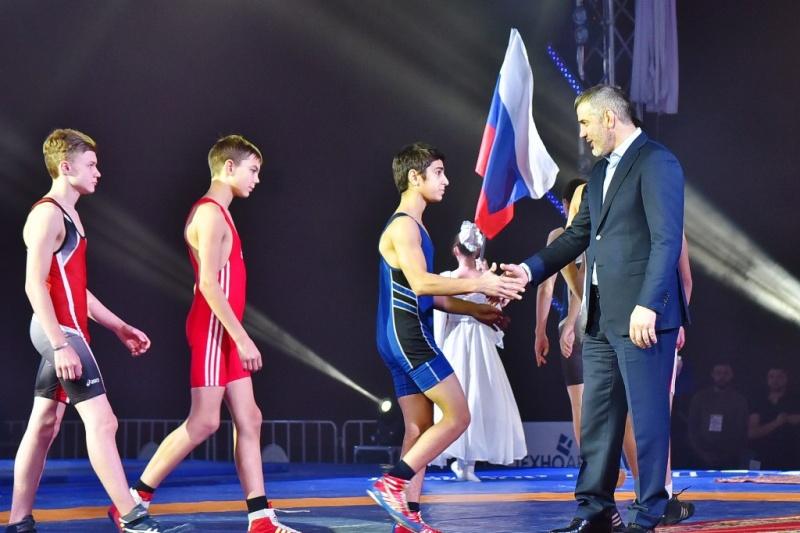 400 артистов выступят наоткрытии турнира Сайтиева вКрасноярске