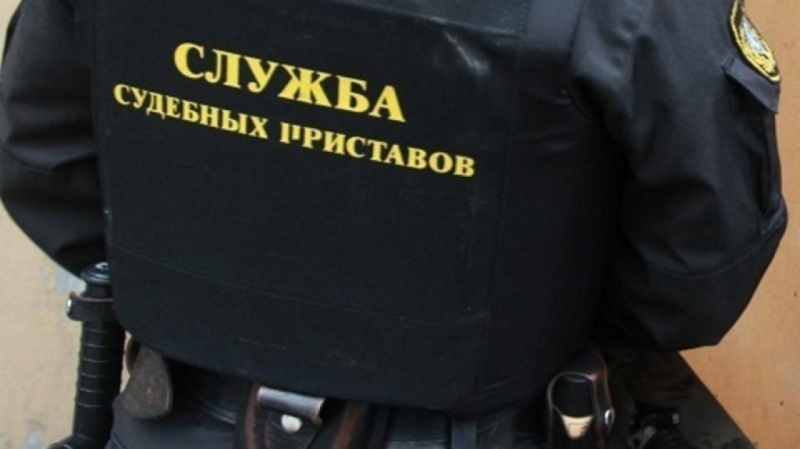 ВКрасноярском крае приставы должника поалиментам забрали сосвадьбы