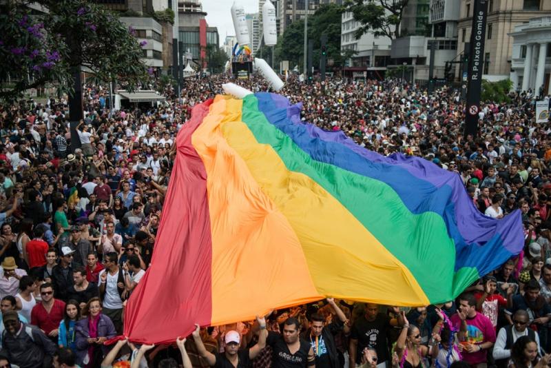 Вкрасноярскую мэрию поступила претензия напроведение гей-парада