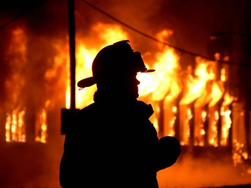 ВКрасноярском крае двое детей сгорели живьем