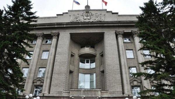 Бюджет Красноярского края принят с недостатком 6,4%